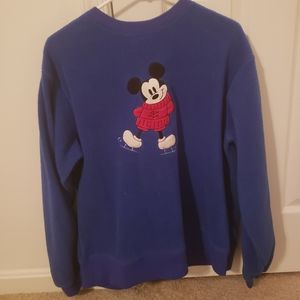 Mickey Mouse Oversized Sweatshirt
